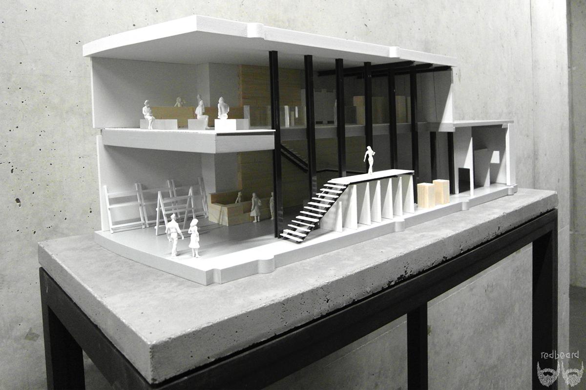 Redbeardinterior innenarchitektur eloise 1 50 for Ba innenarchitektur